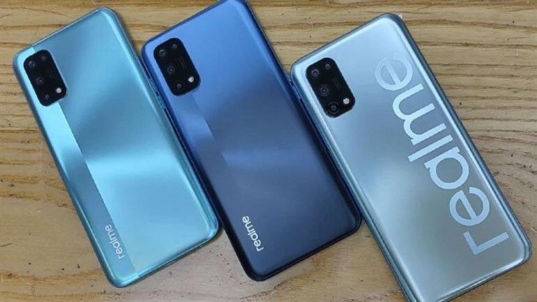 Điện thoại Realme 7i