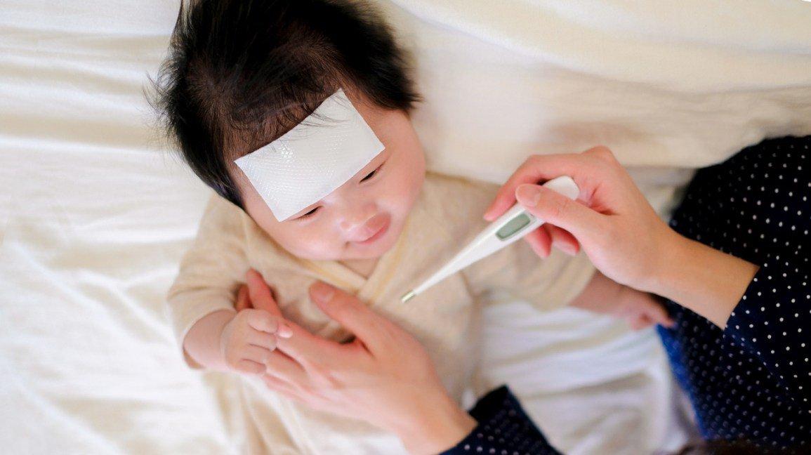 Ảnh hưởng của việc sốt lại nhiều lần của trẻ và cách khắc phục