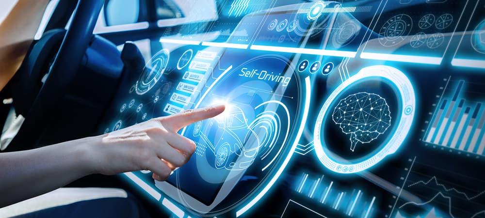 Công nghệ xe tự lái trên chiếc xe máy của hãng BMW