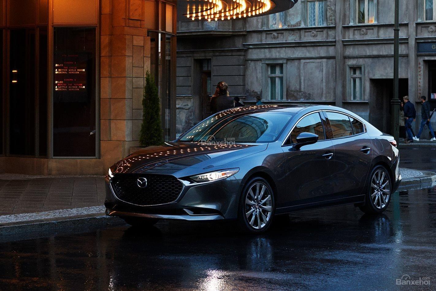 Mazda 3 thế hệ mới