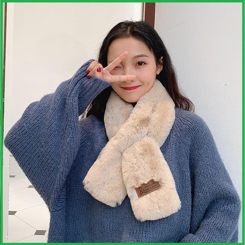 Kiểu khăn lông ngắn và xù trẻ trung