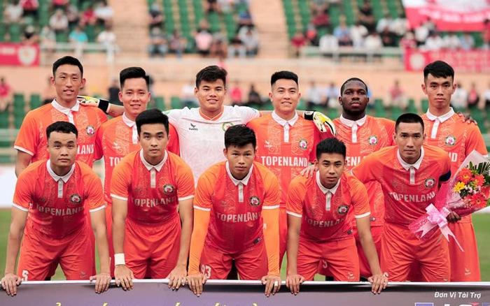 thầy trò HLV Đức Thắng sẽ gặp một thử thách mang tên Sài Gòn FC