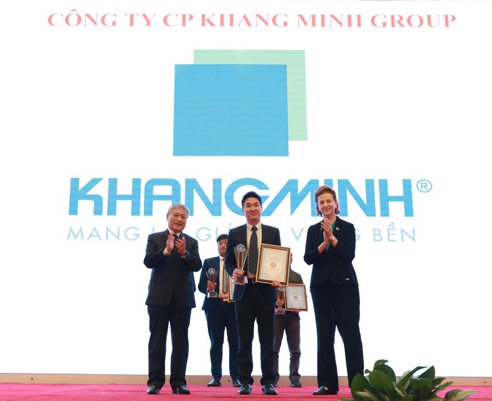 Khang Minh Group phát triển mạnh ở lĩnh vực đá ốp lát Thạch Anh