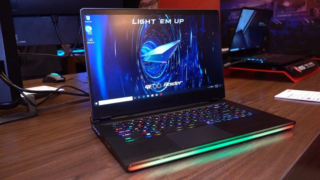 Laptop MSI GE66 RAIDER 10SF-044VN