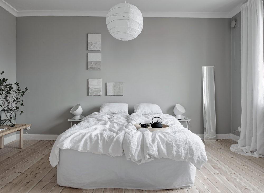 phòng ngủ màu sơn đẹp