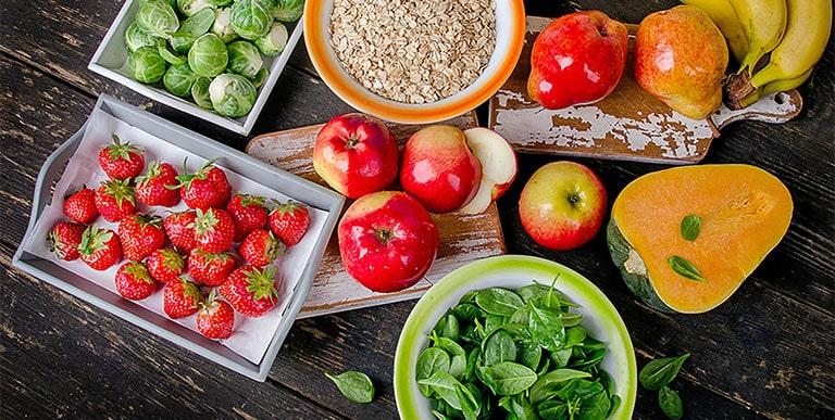 Một số thực phẩm giúp trẻ có hệ tiêu hóa tốt trong ngày tết bận rộn