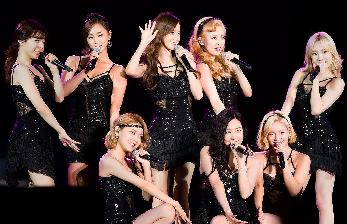 SNSD, những nữ thần huyền thoại của K-pop