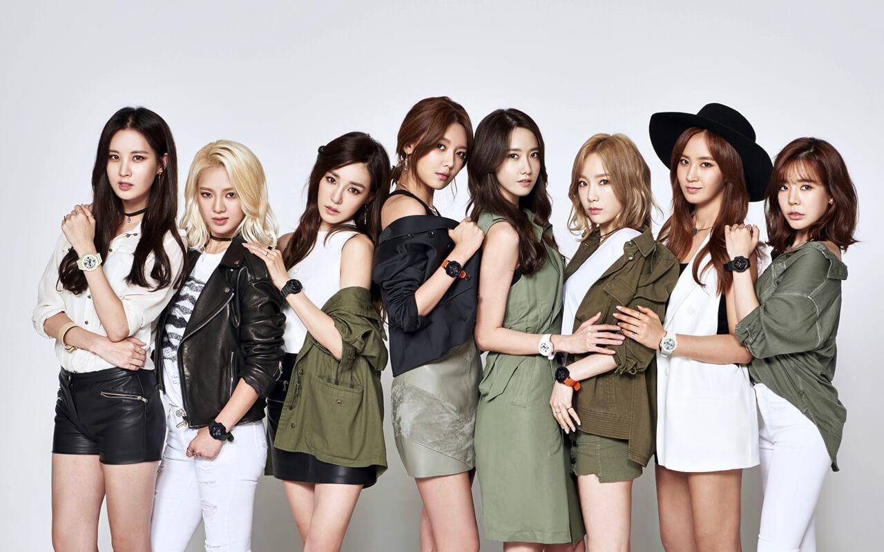 Những thiếu nữ thời đại của K-pop