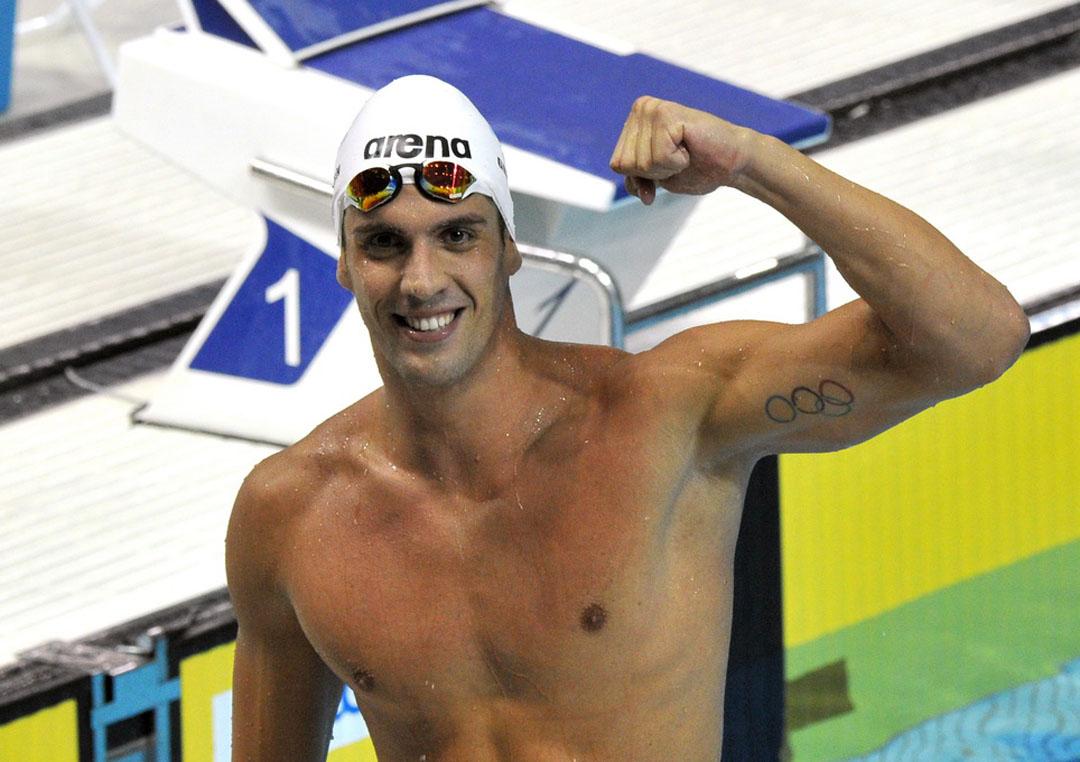 VĐV bơi lội Conor Dwyer, 29 tuổi, Mỹ