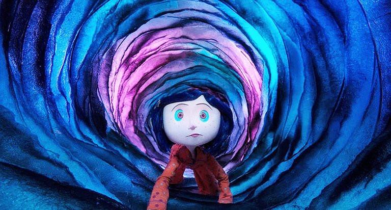 """""""Cô bé Coraline"""""""