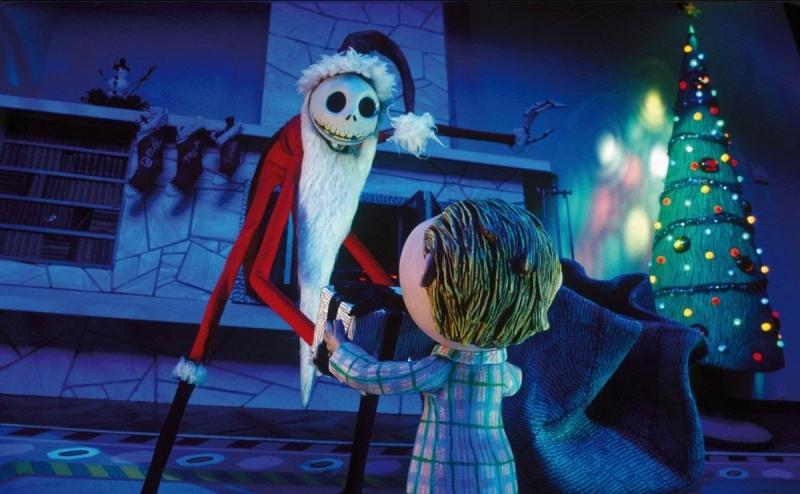 """""""Đêm kinh hoàng trước Giáng sinh"""""""