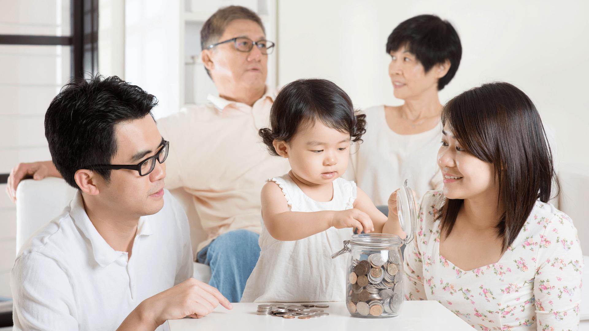 Tổng hợp 6 nhu cầu cần thiết trong gia đình các chị vợ cần biết