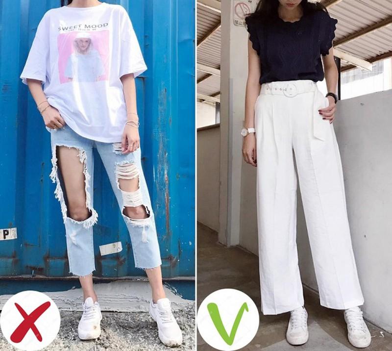 Top 5 kiểu trang phục mà chị em công sở nên hạn chế mặc khi đi làm