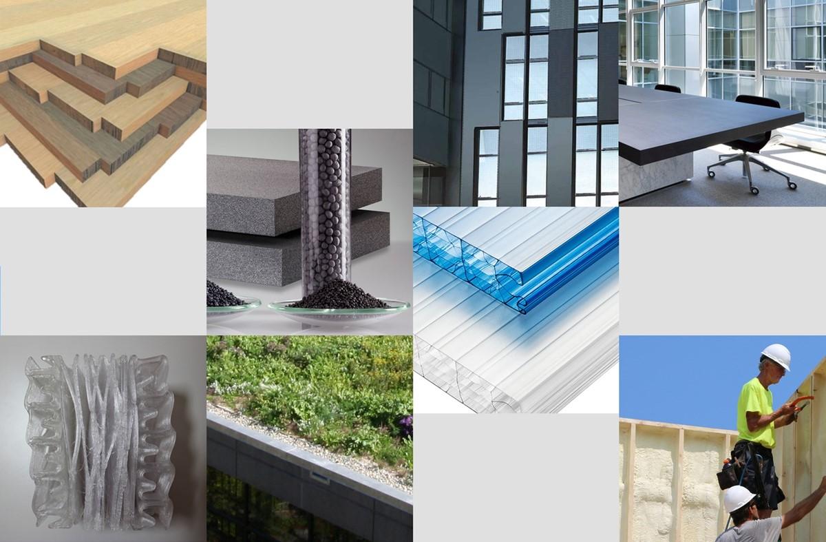 TOP 5 loại vật liệu xây dựng mới có thể tìm được trong tương lai